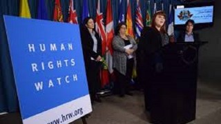 Human Right Watch