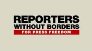 Reporters without boarders Jordan